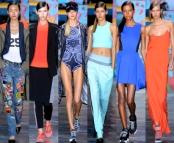 "DKNY, 25 años de ""SPORTY CHIC"" en la New York Fashion Week"
