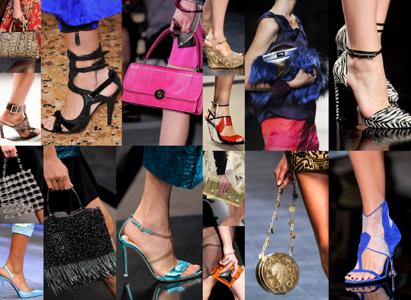 top bolsos y zapatos milan fashion week spring 2014