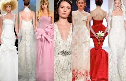 16 Mejores Colecciones Novias Otoño 2014   New York Bridal Week