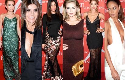 Las Mejor Vestidas de la 30th Night Of Stars Gala