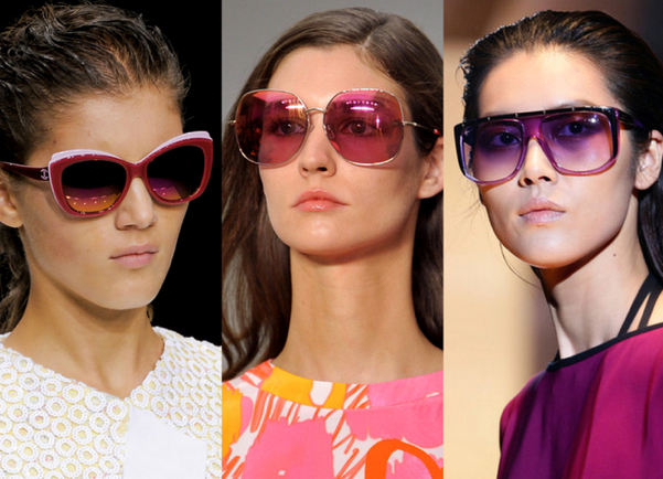 GAFAS DE SOL - JUST CAVALLI - MATTHEW WILLIAMSON - GUCCI PRIMAVERA-VERANO 2014