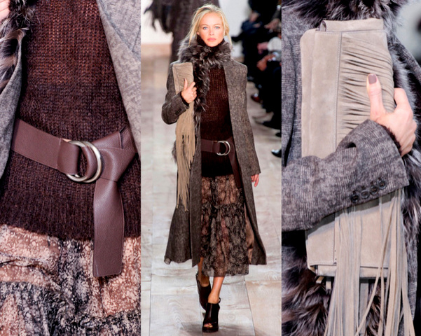 MICHAEL KORS OTOÑO-INVIERNO 2014/2015 | NEW YORK FASHION WEEK