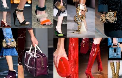 Top BOLSOS y ZAPATOS FW 2014/15 | Milan Fashion Week