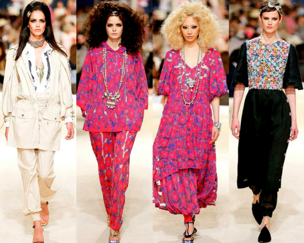CHANEL COLECCIÓN RESORT 2015 | FROM DUBAI TO THE WORLD