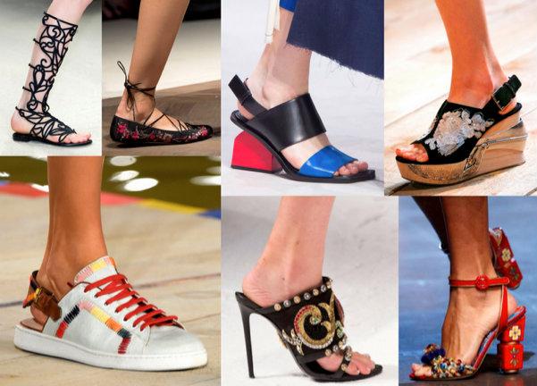 ae9139e4 zapatillas verano 2017,Sandalias Indias Verano 2017 Tendencias en Zapatos  por Anca u0026 Co El Bazar