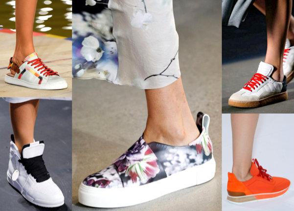 Sneakers Primavera-Verano 2016