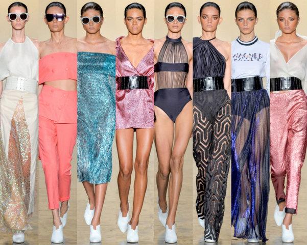Wagner Kallieno Verano 2017 Sao Paulo Fashion Week