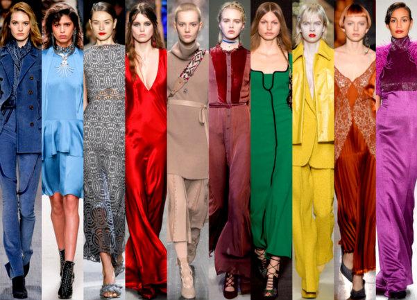 Colores de moda oto o 2016 invierno 2017 godustyle - Colores de moda ...