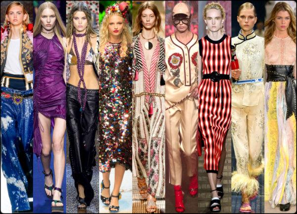 tendencias primavera-verano 2017, tendencias, tendencias milan fashion week, milan fashion week, trends spring 2017, trends milan fashion week, trends