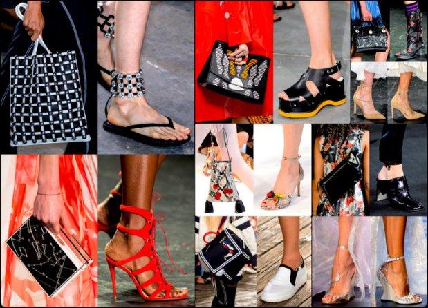 bolsos y zapatos primavera verano 2017 nyfw godustyle