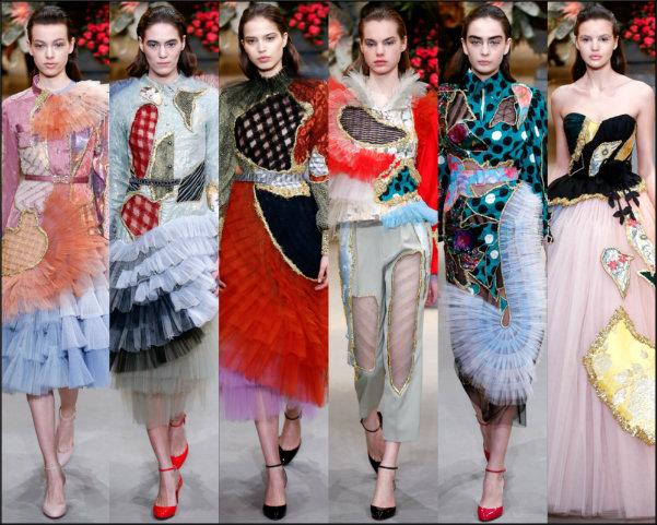 viktor rolf, haute couture, spring 2017, viktor rolf couture, viktor rolf spring 2017